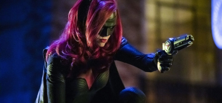 Batwoman Ordered To Series By The CW