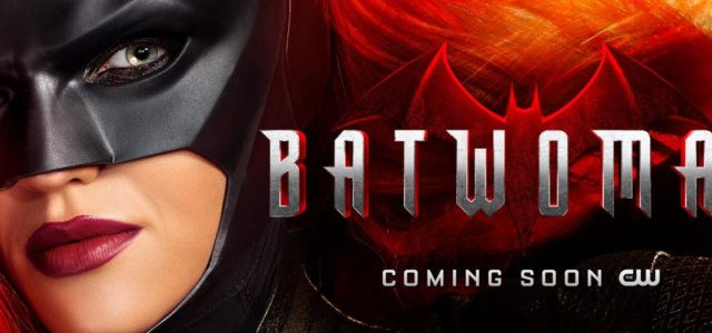 Batwoman: The CW Reveals An Official Logo & New Teaser