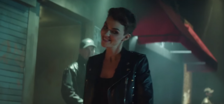 "New Batwoman Teaser: ""Times Are Changing"""