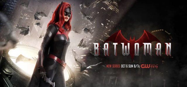 More Batwoman Promo Art – With The Bat-Signal!