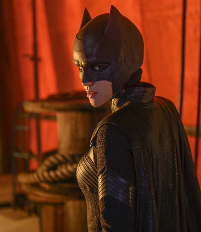 Batwoman: New Images From The Series Premiere