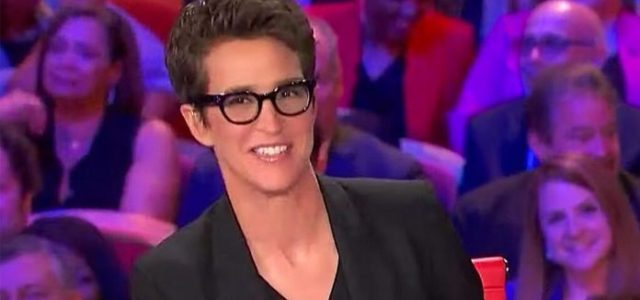 Rachel Maddow Joins The Batwoman TV Series… Yes, Really
