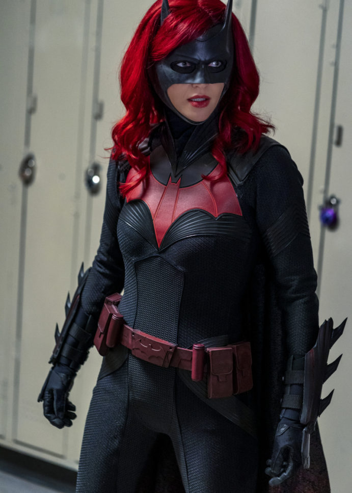 "Batwoman Spoilers: ""Off With Her Head"""