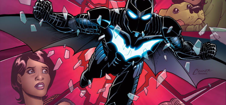 Batwoman's Camrus Johnson Would Like To Play Batwing