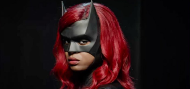 First Look At Javicia Leslie As Batwoman Revealed