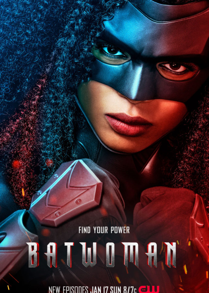 """Batwoman Title Change: May 16 Episode Is Now """"And Justice For All"""""""