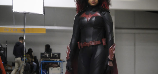 "Batwoman Photos: ""Rule #1"""