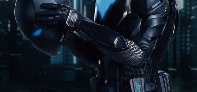 Batwoman: First Look at Camrus Johnson as Batwing